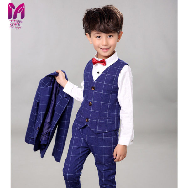 5pcs High Quality 2017 New Fashion Baby Boys Kids Boy Suit For Weddings Prom Formal Silvery Gray Dress Wedding Boy Suits Fashionfourpassion,Attractive Wedding Dresses For Girls 2020 Pakistani